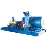 Pressure Water Jetting Unit